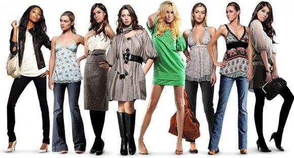 Брендовая одежда