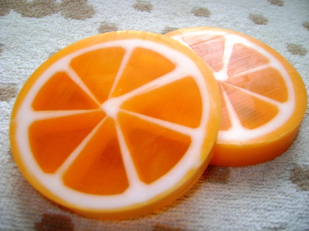 Мыло из лимона своими руками 606