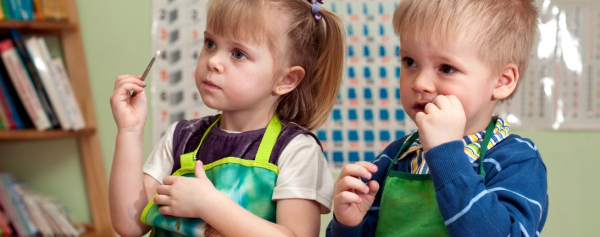 Дошкольное развитие трудного ребенка