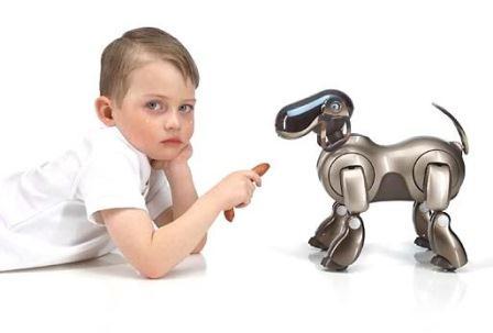 Игрушки-роботы для детей и взрослых