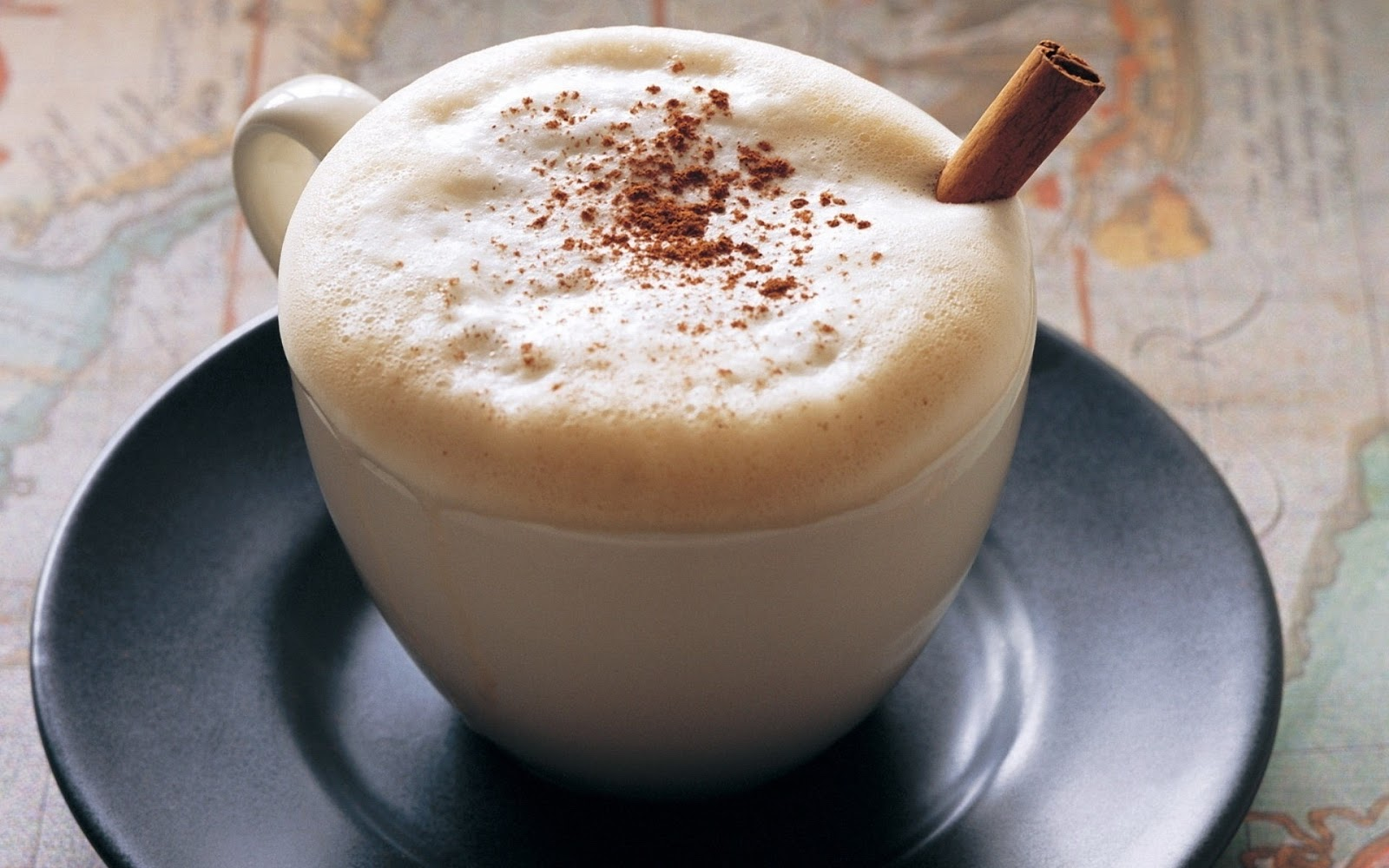 Как сделать пенку для какао