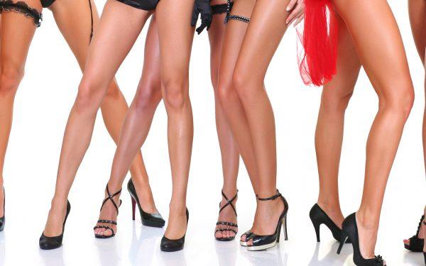 Как сделать свои ножки красивыми