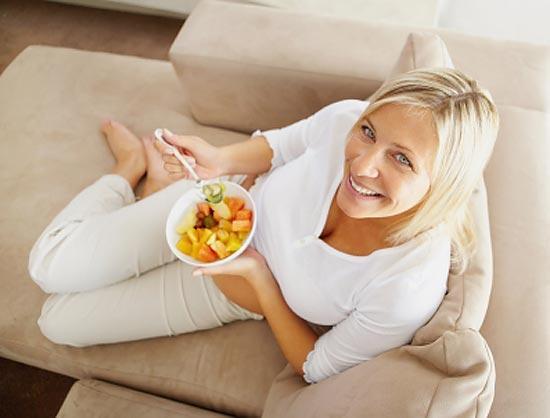 Каким должно быть питание молодой мамы