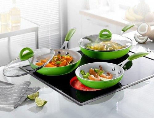 Керамическая сковорода в вашем доме