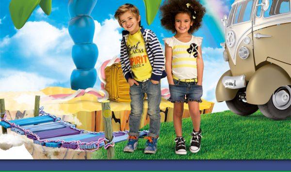 Новая коллекция детской обуви Primigi