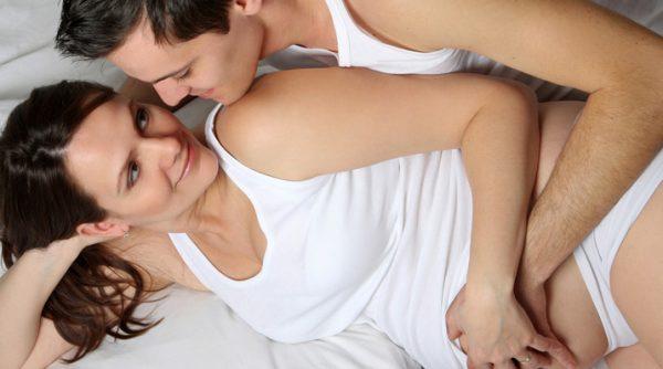 Оральный секс во время беременнсти