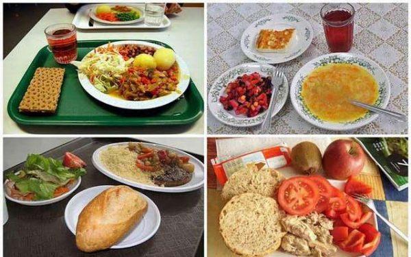 правильное питание детей рецепты