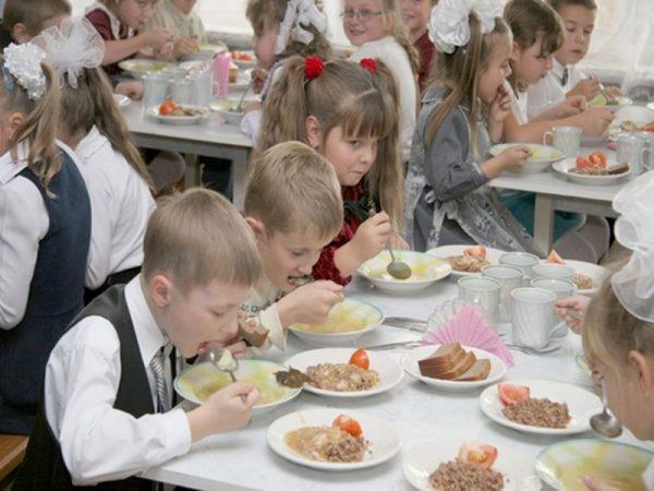 журнал питания в школе