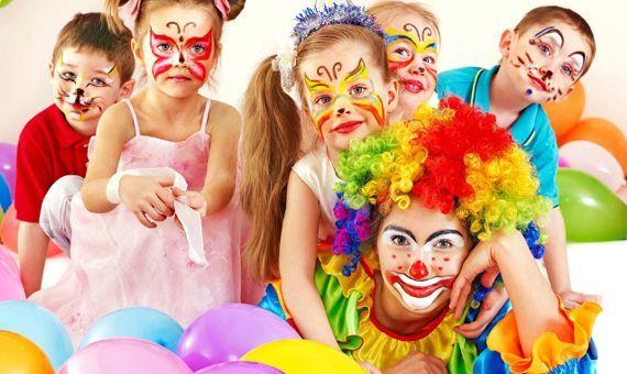 Пригласите клоунов!