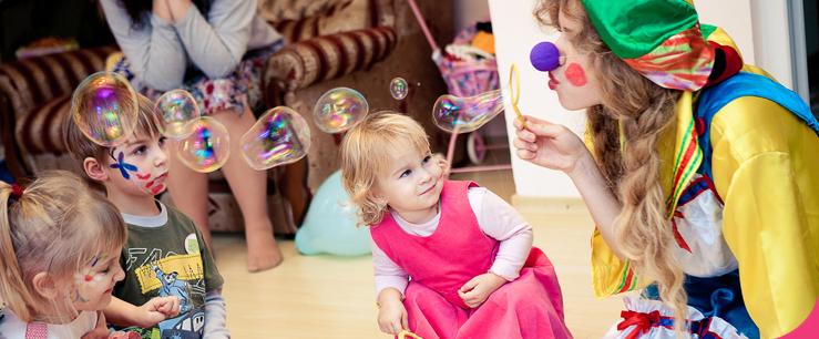 ведение детских праздников Новокосино