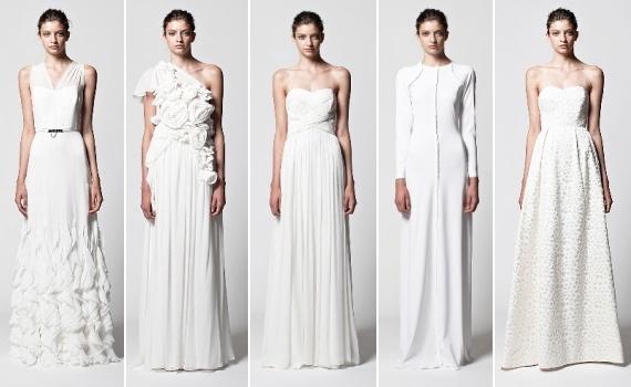 Длина прямого свадебного платья может быть самой разнообразной. Оно в любом случае смотрится красиво