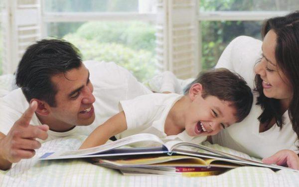 Семейное воспитание ребенка младшего школьного возраста