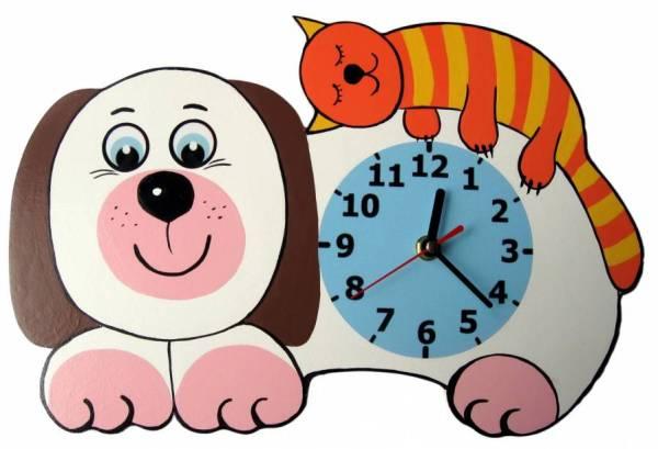 Символ времени в детской комнате