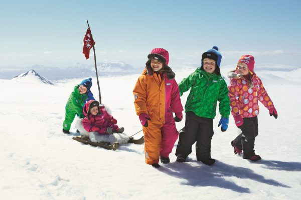 Зимняя одежда для ребенка