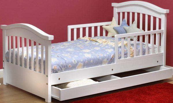 Как выбрать кроватку для ребенку от 1 года