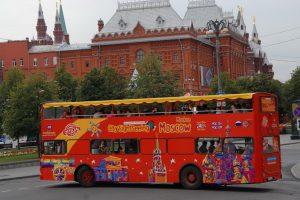 Поездка в столицу с детьми старше семи лет: Москва для младших школьников