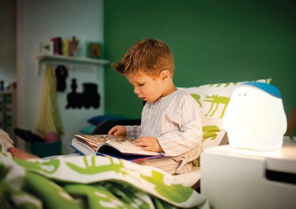 Как выбрать ночник для детской комнаты