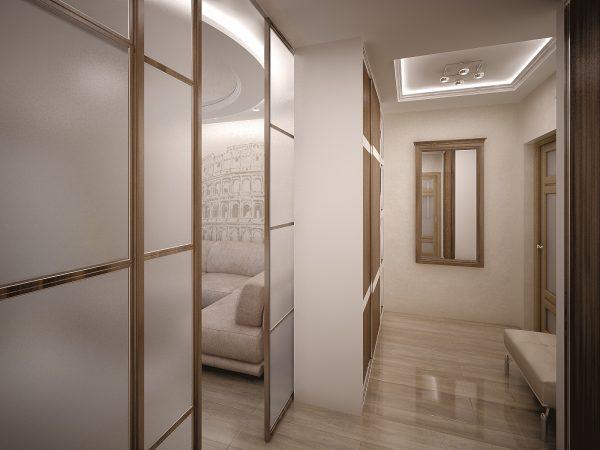 Когда человек заходит в дом или как сделать пространство коридора уютным
