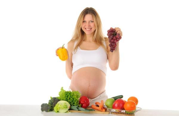 Третий триместр беременности: как следует питаться