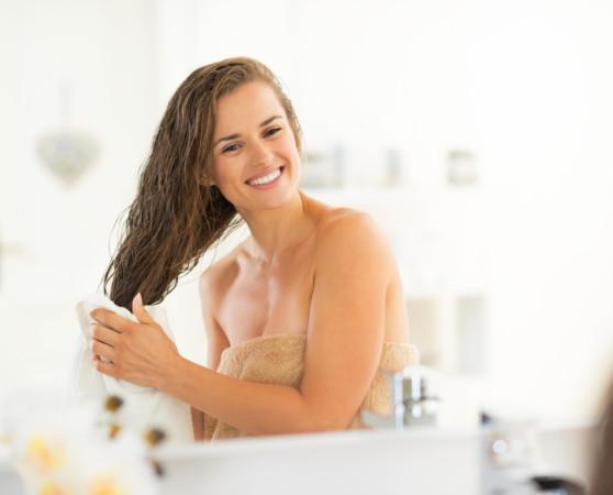 Какие существуют правила ухода за сухими волосами?