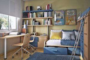 Комната подростка — мир безопасности и комфорта для взрослеющего человека