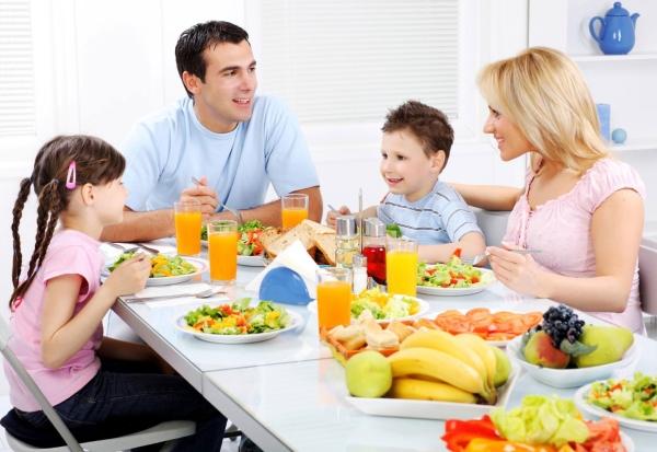 Как легко придумывать ежедневный рацион для всей семьи