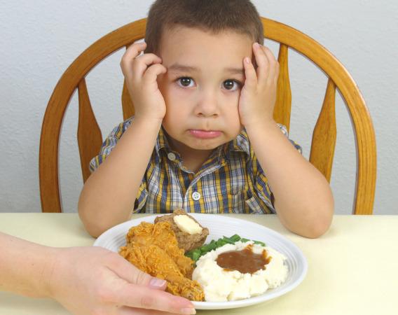 Психологическое благополучие детей при поступлении в детский сад