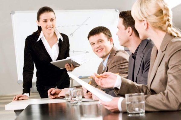 Задачи менеджера по работе с персоналом в крупной компании