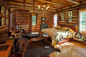 Покупка дачи осенью или как сделать загородный дом уютным с помощью текстиля