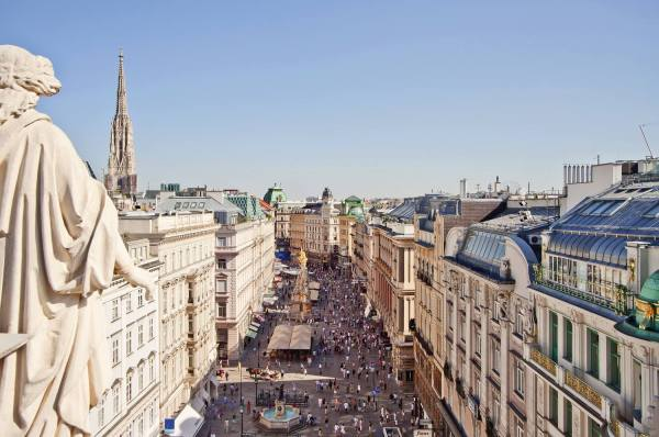 Выбираем место для отдыха: Вена или Амстердам?