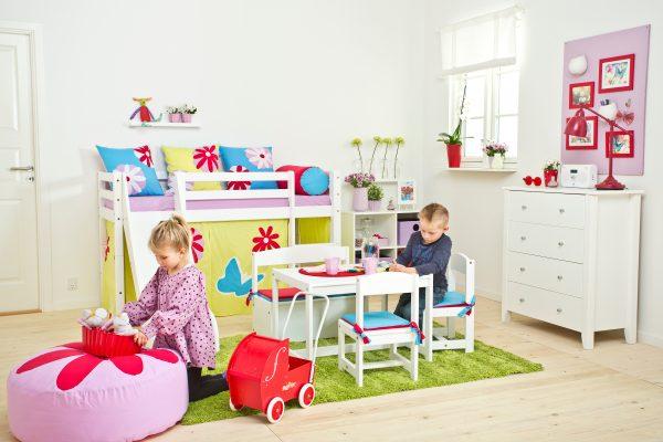 Детская комната как важный элемент богатой развивающей среды