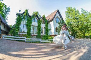 Свадебное торжество за городом или о плюсах второго дня празднования