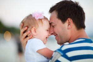 О роли отца в воспитании дочери, платьях и немного о будущем