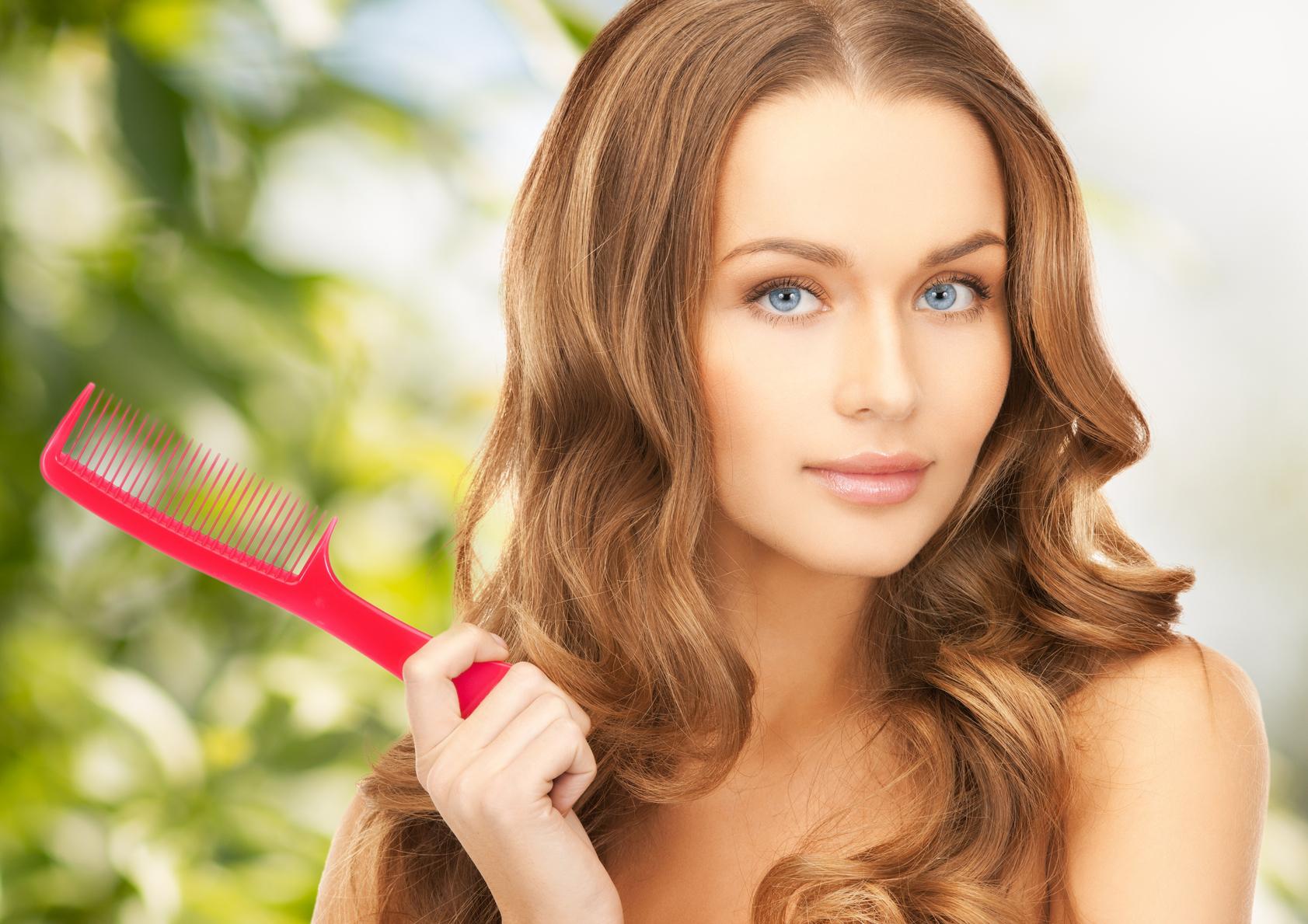 Как сделать красивыми и ухоженными волосы