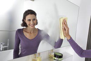 Уборка ванной комнаты, когда в семье появляется ребёнок