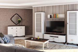 Мебель для гостиной и учет особенностей образа жизни при ее выборе