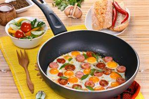 Какой материал выбрать для сковороды? Сковороды из чугуна, стали и алюминия