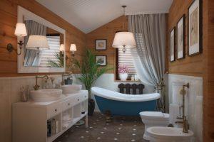Значение ванной комнаты и ее разумного обустройства в повседневной жизни