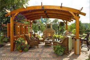 Выбор мебели для дачного отдыха: что, какое и из какого материала