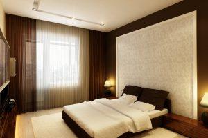 Создание сонной атмосферы в спальне: интерьер и правила безопасности сна
