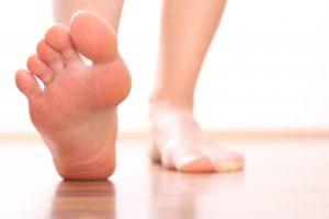 Как избавиться от плоскостопия?