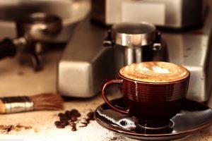 Как правильно готовить кофе в кофемашине?