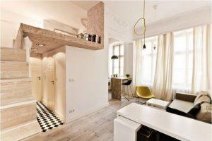Компактная мебель для небольших квартир