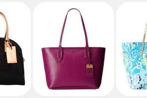 Основные виды сумок