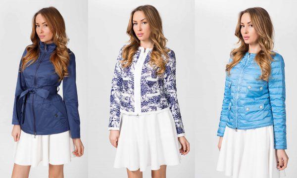 Весенние куртки 2016 из новой коллекции