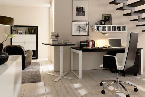 Домашний кабинет в минимализме
