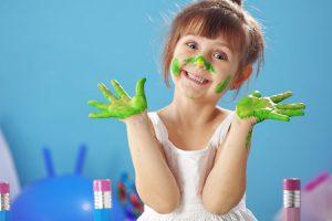 Какие занятия развивают творческие способности у детей?