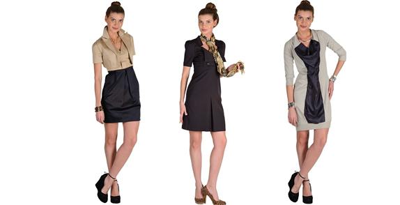 Выбор женской одежды в соответствии с переменчивой весенней погодой