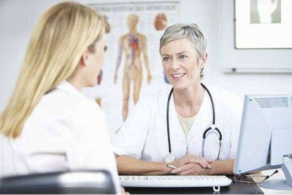 Основные симптомы гинекологических заболеваний