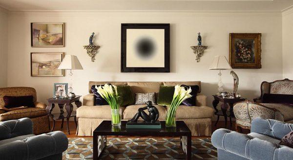 10 способов украсить свою гостиную